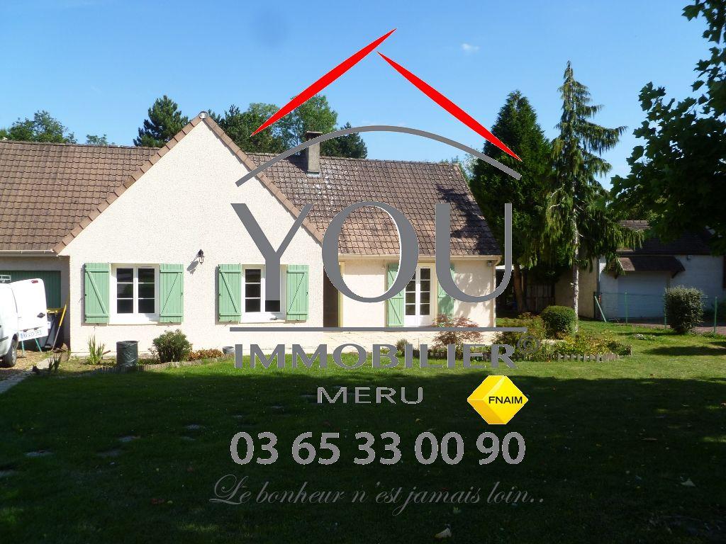 Maison Beauvais de plain pied