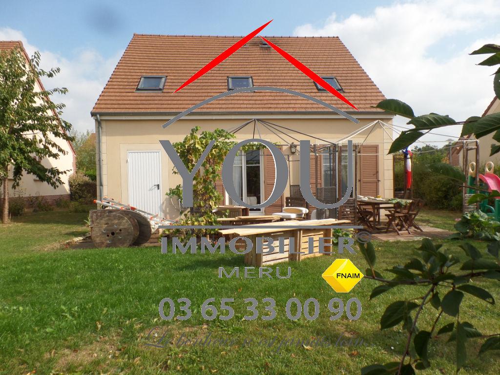 Maison Meru 6 pièce(s) 102.39 m2