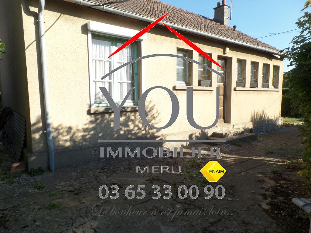 Maison Andeville 4 pièce(s) 62.46 m2