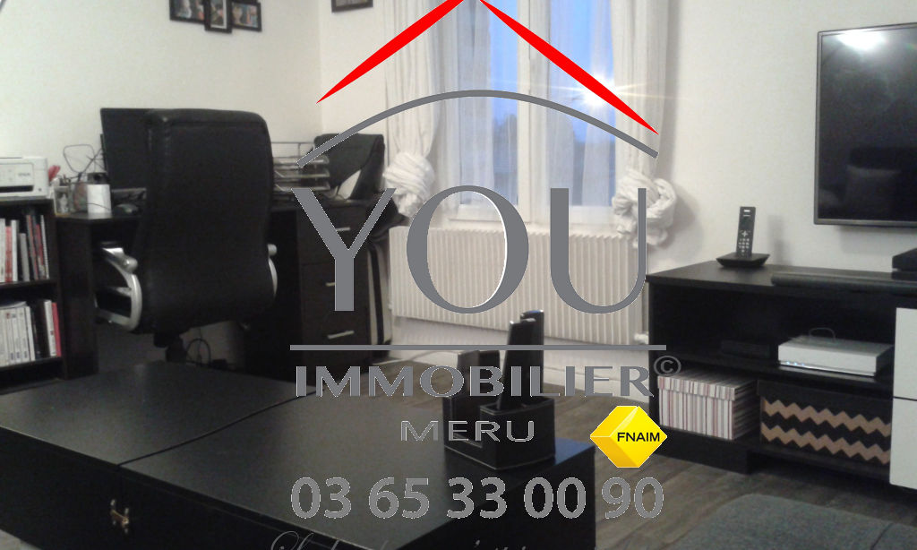 Appartement Auneuil 2 pièce(s) 34.56 m2